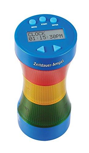 TimeTEX Zeitdauer-Ampel für Batteriebetrieb